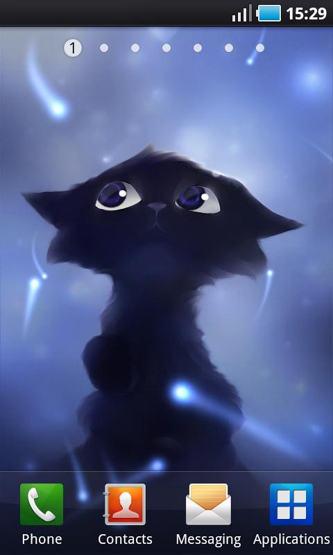 Yin The Black Cat - screenshot