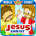 Bible Comic Kids: Jesus Christ icon
