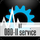 SenseView BT OBD2 Sensor