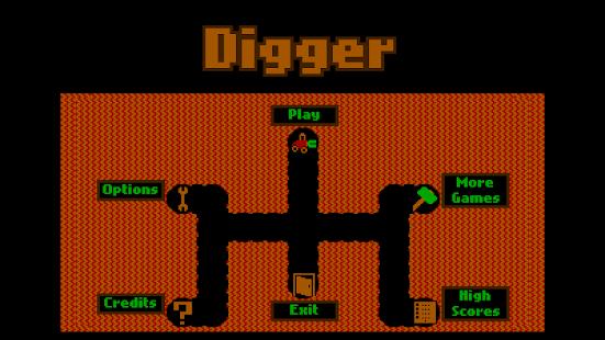 Digger - screenshot thumbnail