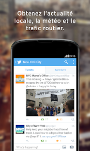 Twitter - screenshot thumbnail