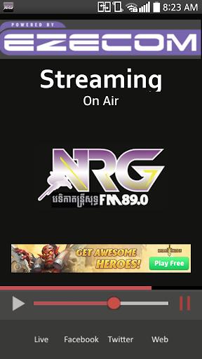 NRG89fm