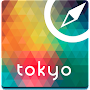 Tokyo Offline Map Guide Hotels APK icon
