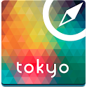Tokyo Offline Map Guide Hotels icon