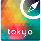 Tokyo mapa sin conexión, guía icon