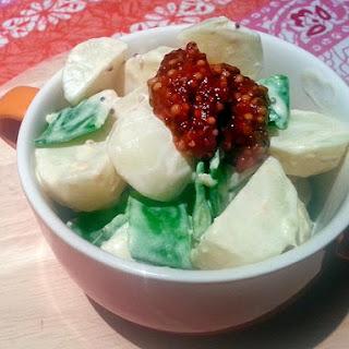 Roza's Sundried Tomato Potato Salad
