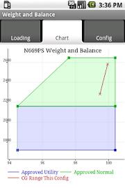 Avilution Weight and Balance Screenshot 2
