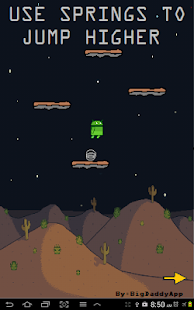 ANDROID JUMP - screenshot thumbnail