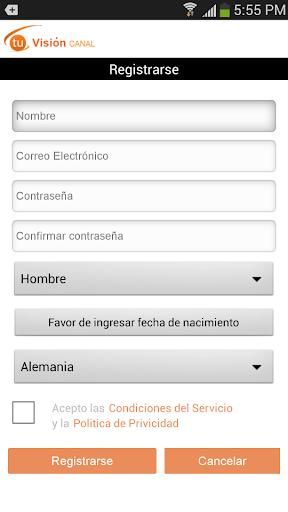 玩免費娛樂APP 下載Tu Visión Canal app不用錢 硬是要APP