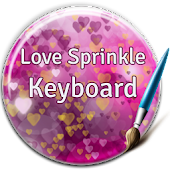 Love Sprinkle Keyboard