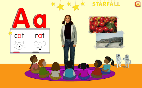 Starfall ABCs- screenshot thumbnail