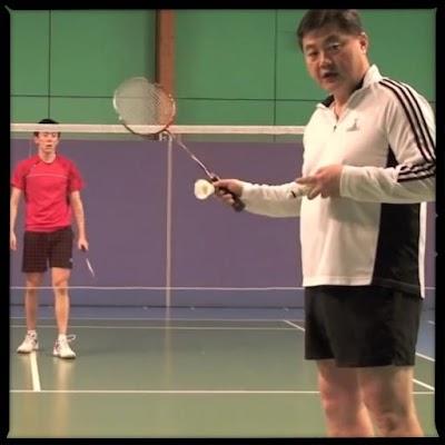 Improve Badminton Footwork