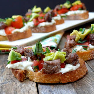 Steakhouse Bruschetta.