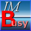 ImBusy Auto sms Responder logo