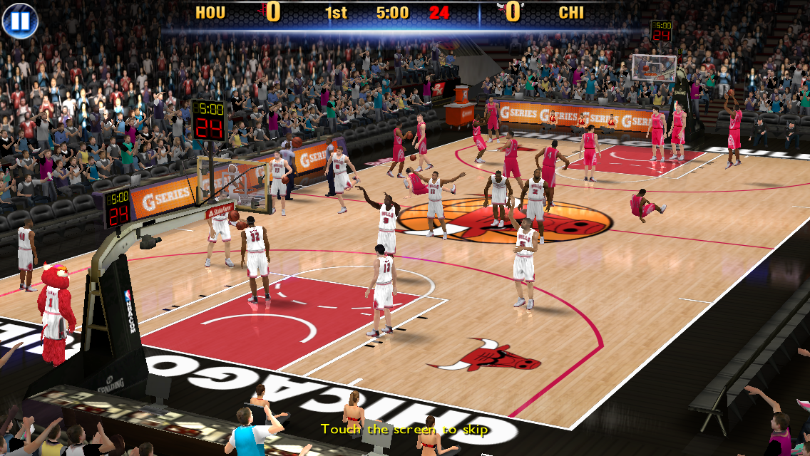 NBA 2K14 - screenshot