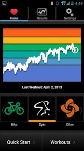 Spinning ® Indoor Cycling - screenshot thumbnail