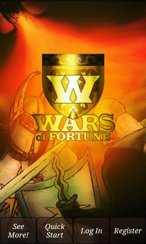 Wars of Fortune - screenshot