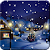 Snow Night City live wallpaper file APK for Gaming PC/PS3/PS4 Smart TV