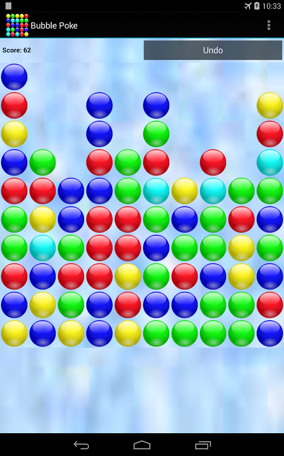 Bubble Poke™- screenshot