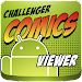 Challenger Comics Viewer Icon