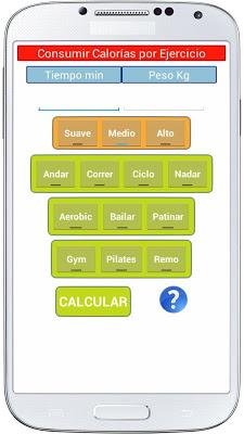 Calorie Counter Fat Weight 2018 - screenshot