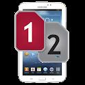 DualSim Reminder icon