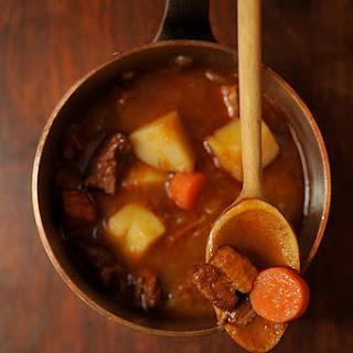 Amorette Casaus' Pork Belly Stew