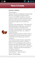 Screenshot of Los Banos High School