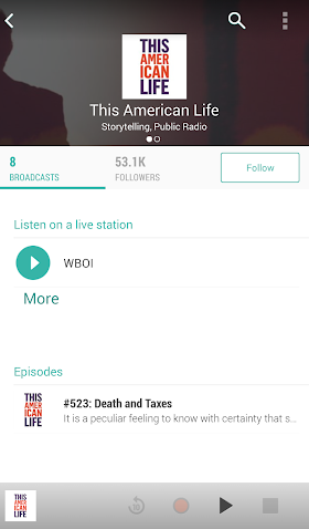 TuneIn Radio Pro 13.2.2 APK