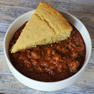 Easy Busy Day Chili.