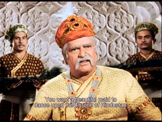 mughal e azam colour movie download