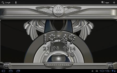Digi Clock Widget Silver Diamond v2.70 [Paid] APK 8