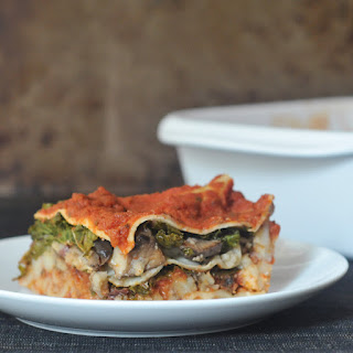 Hearty Portobello Lasagna