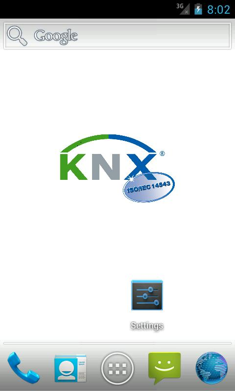 KNX Wallpaper - screenshot