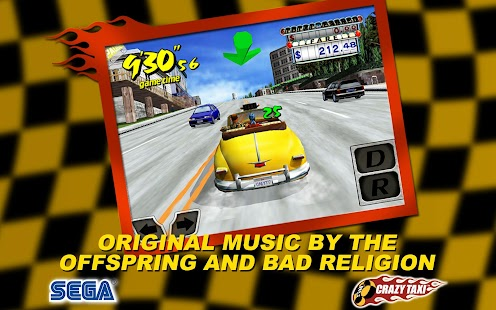 Crazy Taxi Classic™ Screenshot 6
