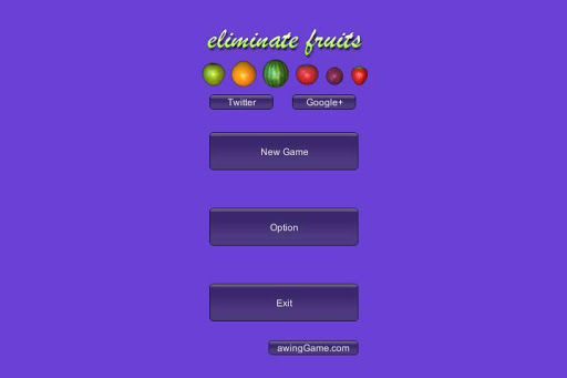 eliminate fruits