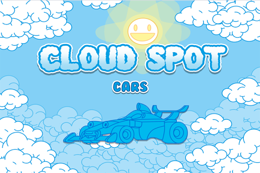 Cloud Cars Puzzle for Toddlers