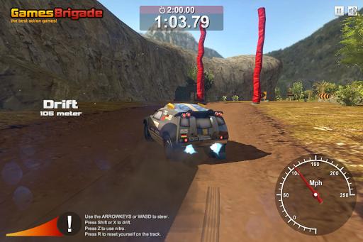 Rally Point 4  screenshots 2