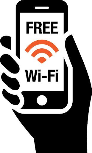 免費無線網絡連接