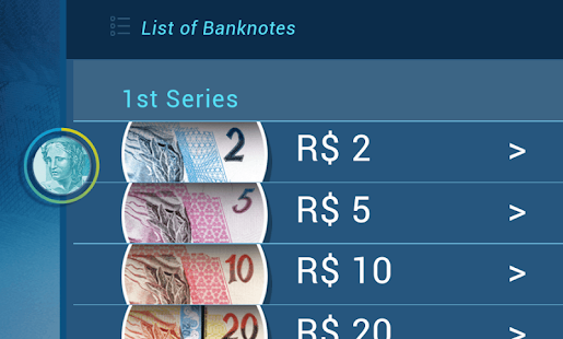 Brazilian Banknotes- screenshot thumbnail