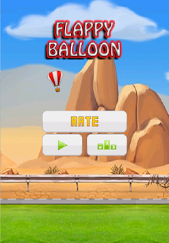 Flappy That Balloon apk screenshot