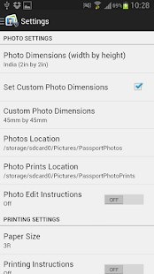 Passport Photo ID Studio - screenshot thumbnail