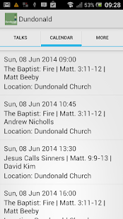 Dundonald Church London- screenshot thumbnail
