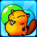 버블 버스터(Bubble Buster)+ logo