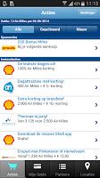 Screenshot of Air Miles