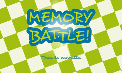 Memory Battle para Niños
