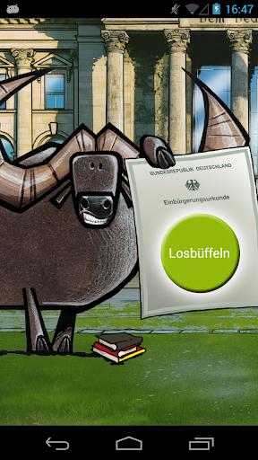 Einbürgerungstest Deutschland