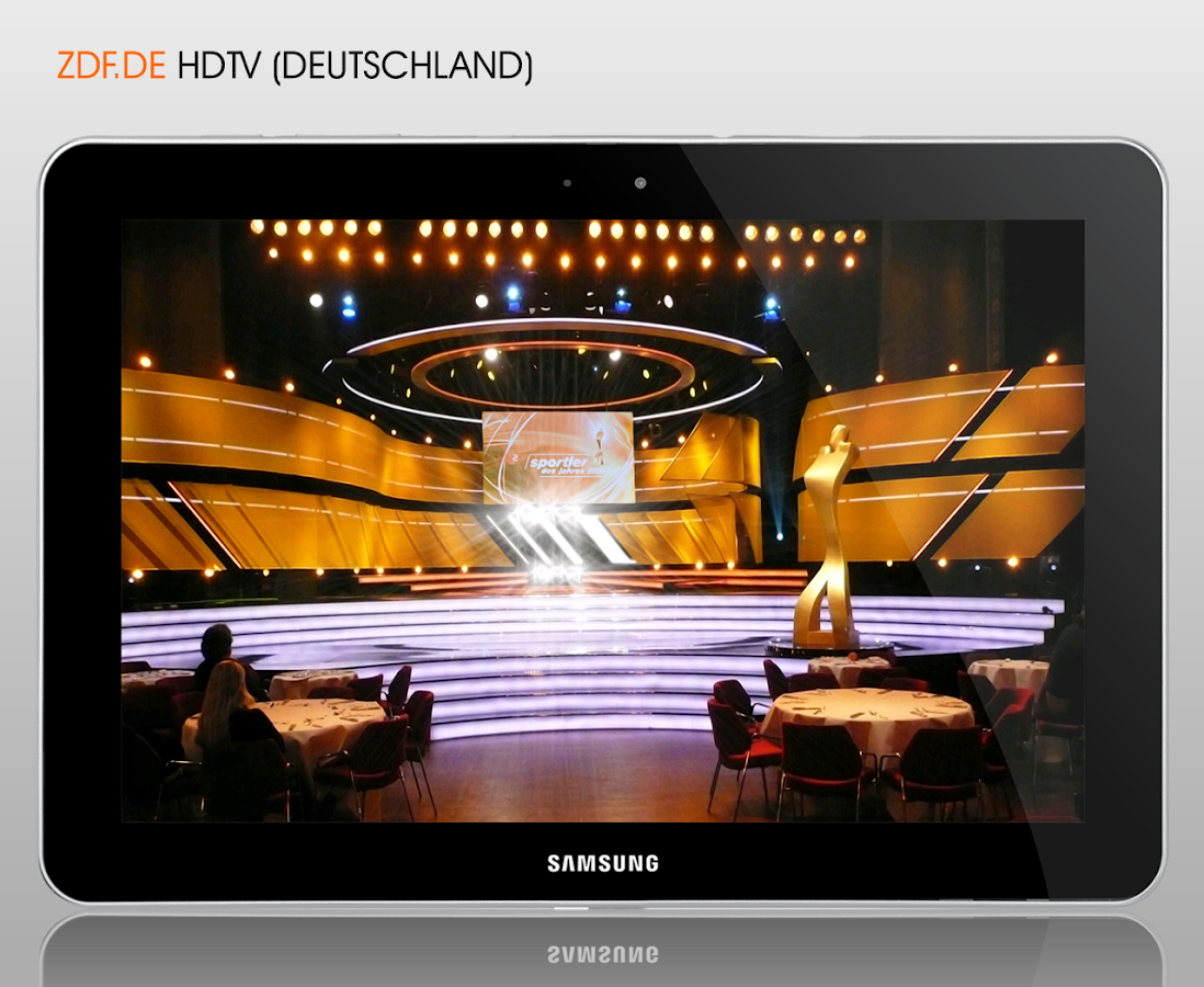 ZDF.DE (HDTV ONLINE) - screenshot