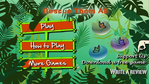 Tap tap butterfly - Free game