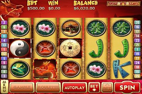 Dragon Dollars Slots- screenshot thumbnail
